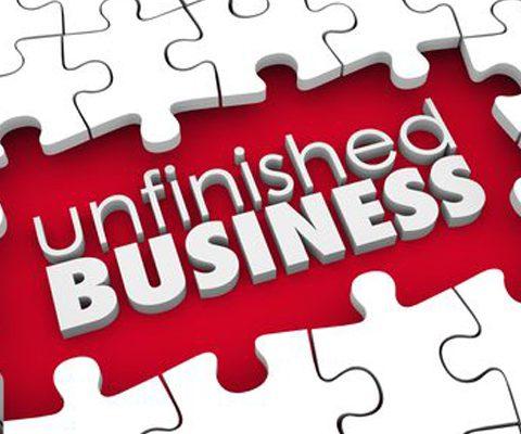 Kisah Lantai 80 dan Unfinished Business