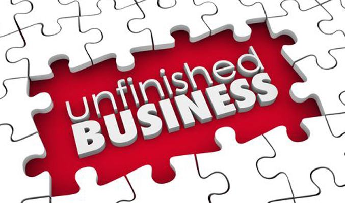 Kisah Lantai 80 dan Unfinished Business