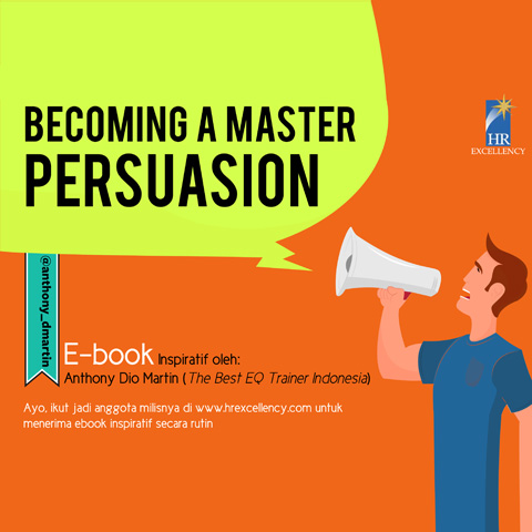 Becoming Master Persuasion