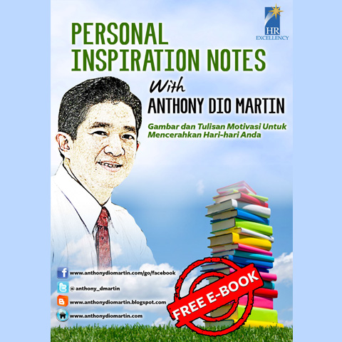 Personal Inspiration Notes with Anthony Dio Martin