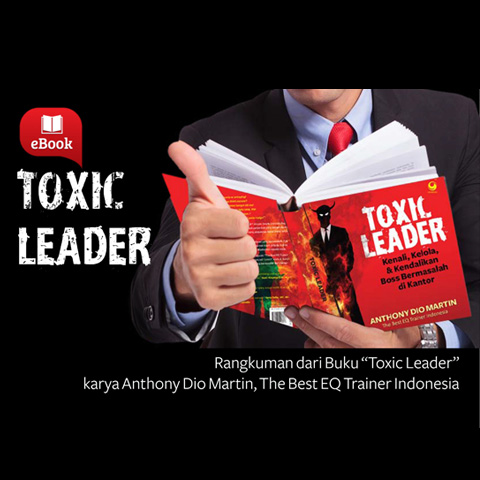 Toxic Leader by Anthony Dio Martin (New E-book)