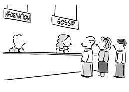 Gossip, Informasi atau Ilmu?