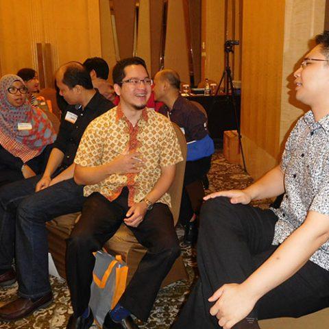 """""""Workshop 'EQ At Work' PT Emerio Indonesia"""", Jakarta 23-24 Maret 2017"""