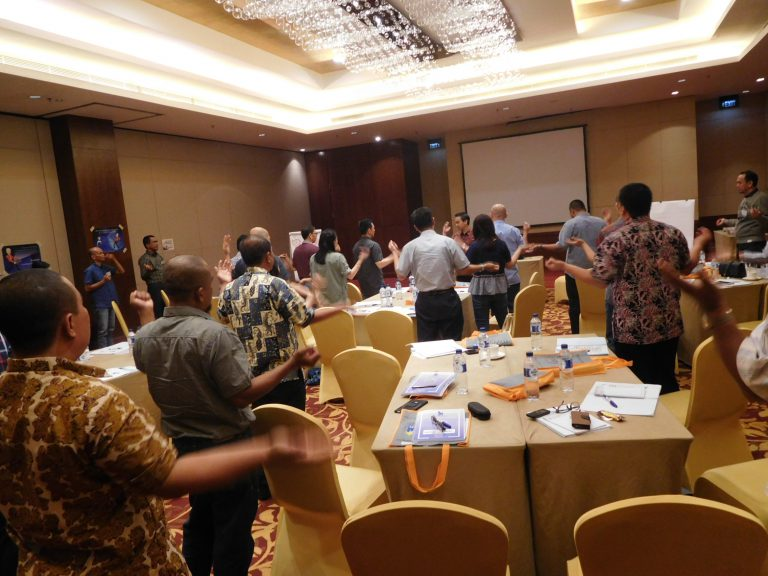 """Coaching & Counseling for Leader Workshop PHG"" di JW Marriott Hotel, Medan 7-8 April 2017"