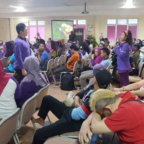 "Seminar World Lupus Day 10 Mei 2017 ""Pain Is Inevitable, Suffering Is Optional"" di RS Sardjito Yogyakarta"