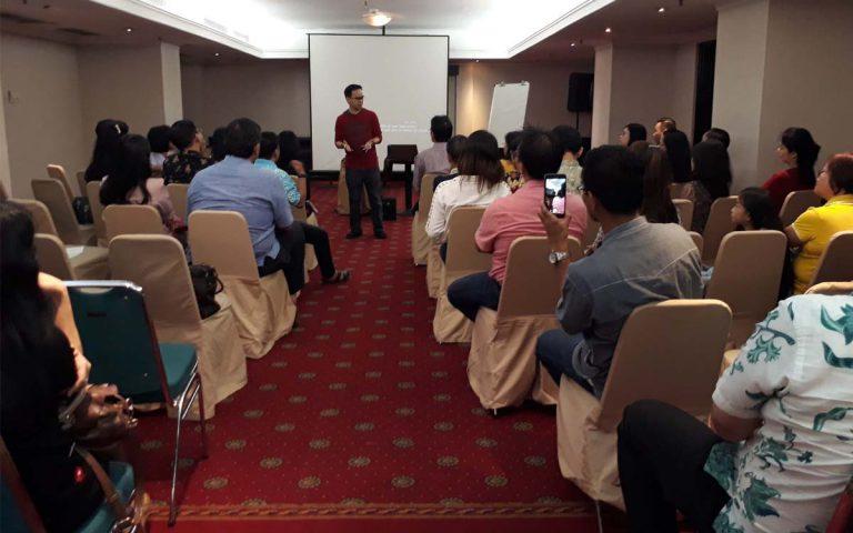 EQ Parenting Seminar, Hotel Santika Premier, Jakarta 21 Juni 2017