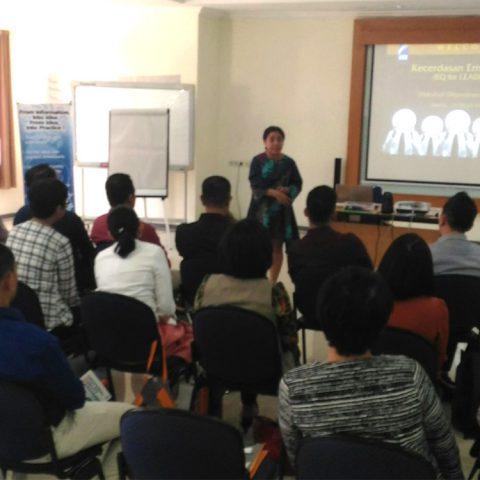 EQ For Leader Workshop Matahari Department Store, Tangerang 19-20 Juli 2017