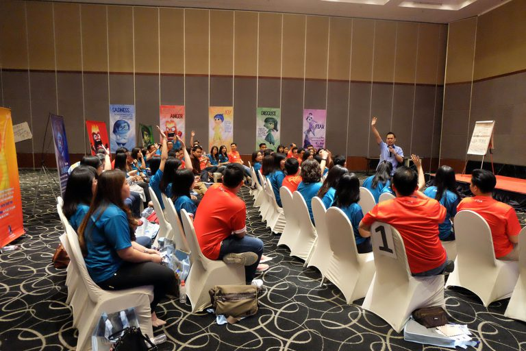"""""""Awekening The Hero In You"""" for Sales DBKK-BCA, Jakarta 18-19 Agustus 2017"""