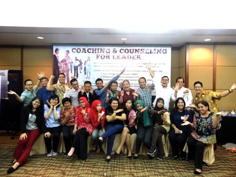 Coaching Counseling for Leader HR Excellency Public Angkatan ke-22, Hotel Santika Premier Jakarta, 18-19 September 2017
