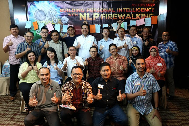 "Program Publik 3 Hari ""NLP for Leader: Building Personal Intelligence with NLP"", Hotel Santika Premiere Slipi Jakarta 24-26 Oktober 2017"