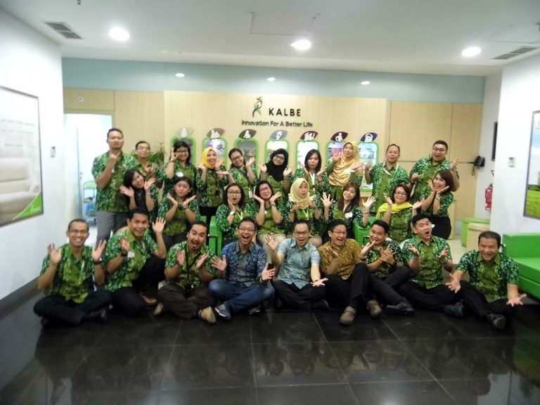 """Power Trainer in Action"" Workshop, Kalbe Nutritionals, 2-4 Oktober 2017, Kalbis Institute, Jakarta"