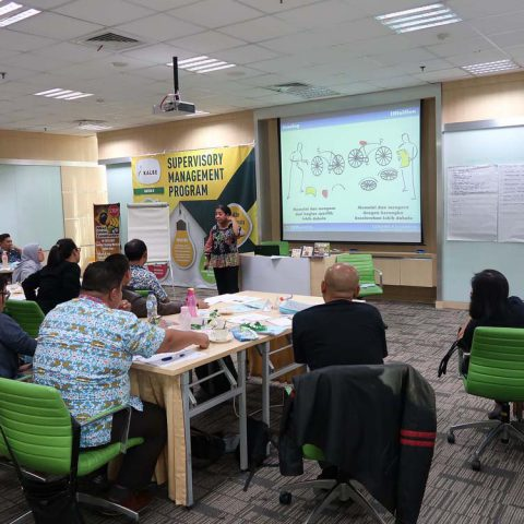 Training & Workshop 2 Hari Effective Coaching & Counseling for Leader - Kalbe Nutritionals, 24-25 November 2017 di Kalbe Nutritionals Learning Center (KNLC) Jakarta