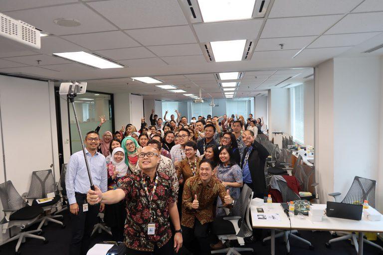 "Seminar ""EQ for HC"" (Kecerdasan Emosional untuk Tim Human Capital) buat Human Capital Team Maybank, Jakarta 2 November 2017 di Kantor Pusat Maybank Indonesia"