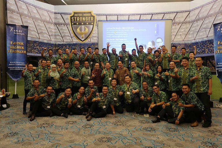 Total Formula For Success, Kalbe Beverages, Jakarta 22 Januari 2018
