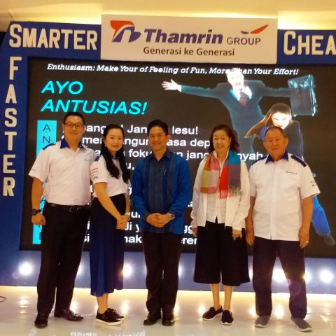 Becoming a Star Leader, Thamrin Group, 9 Februari 2018 Palembang