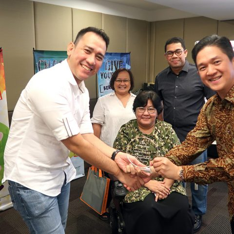 """""""Change, Care, Committed with EQ"""" for PT Petro Energy Board of Directors, Hotel Aston Sentul , 19 Maret 2018."""