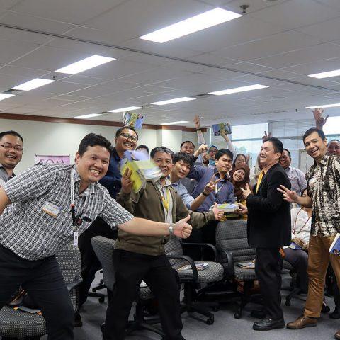 Emotional Quality Management, PT Mitsubishi Motors Krama Yudha Sales Indonesia , Jakarta14-15 Maret 2018