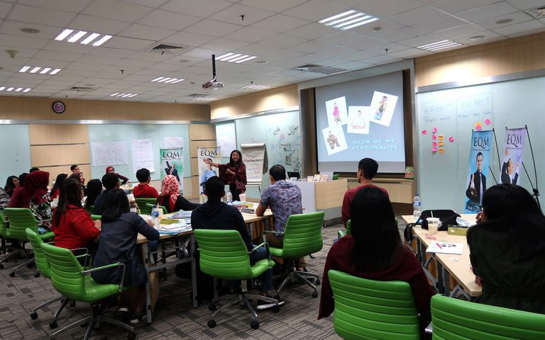 "EQ at Work"" Kalbe Nutritional, 6 April 2018, KN Learning Center-Jakarta"