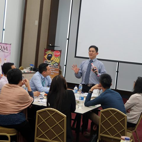 """EQ for Selling & At Work Workshop"" Alam Sutera, 25-26 April 2018, Synergy Building - Tangerang"