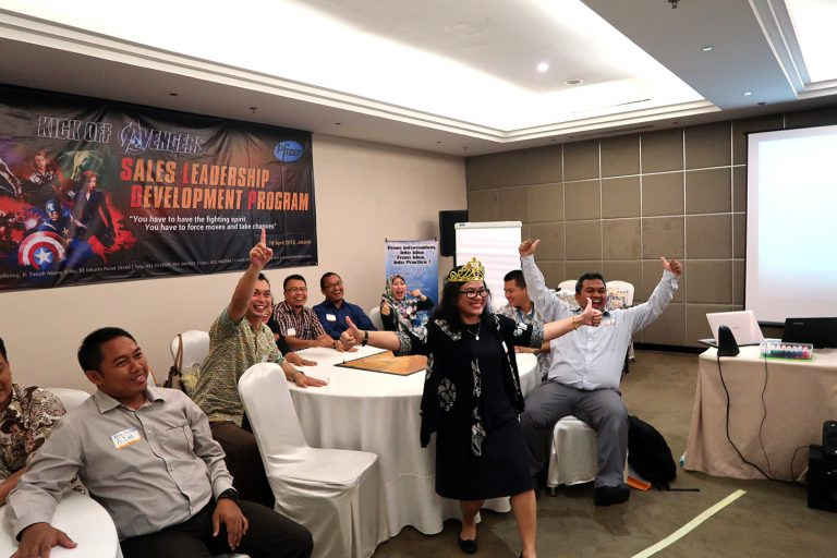 Sales Leadership Development Program PT Pfizer Indonesia, 18 April 2018, Hotel Swiss-Belhotel Airport