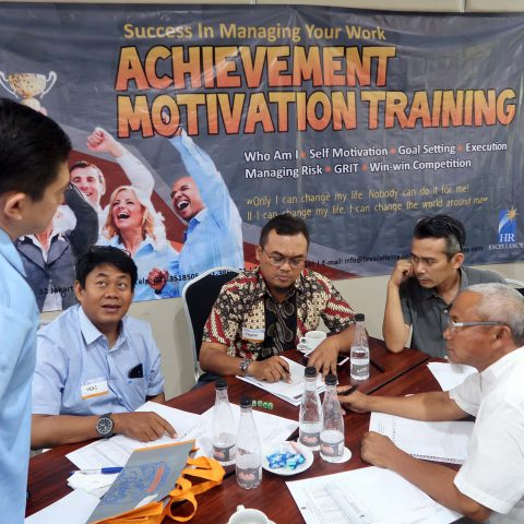 Achievement Motivation Training - PT Saptaindra Sejati (SIS), 3-4 Mei 2018, Hotel Grand Whiz-Jakarta.