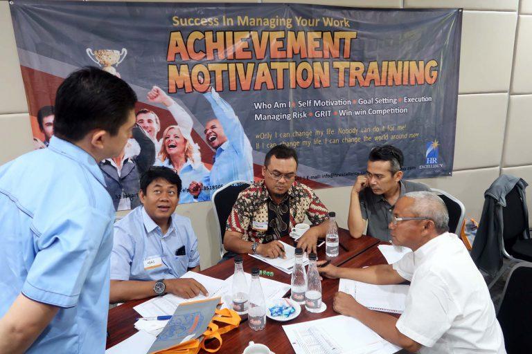 Achievement Motivation Training – PT Saptaindra Sejati (SIS), 3-4 Mei 2018, Hotel Grand Whiz-Jakarta.