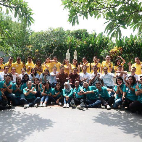 "Workshop ""Change Paradigm in Work and Service"" - ITDC, 14 Mei 2018, Hotel Santika Nusa Dua Bali."