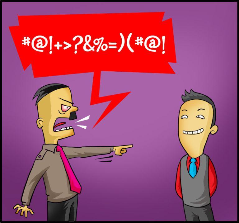 Marx in Corp Comic Series: Diomelin vs Dipuji