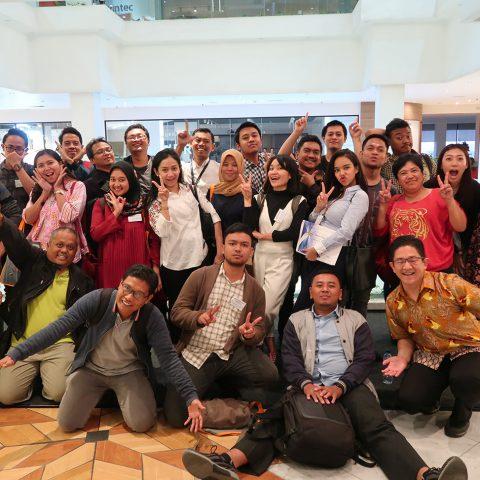 "Coaching & Counseling for Leader ""Kompas Cyber Media"" Jakarta 9-10 Juli 2018"