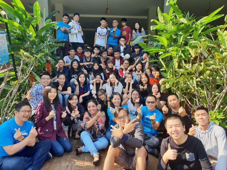 "EQ Youth Camp ""Angkatan XVIII & EQ Parenting"" 28-30 Juni 2018"