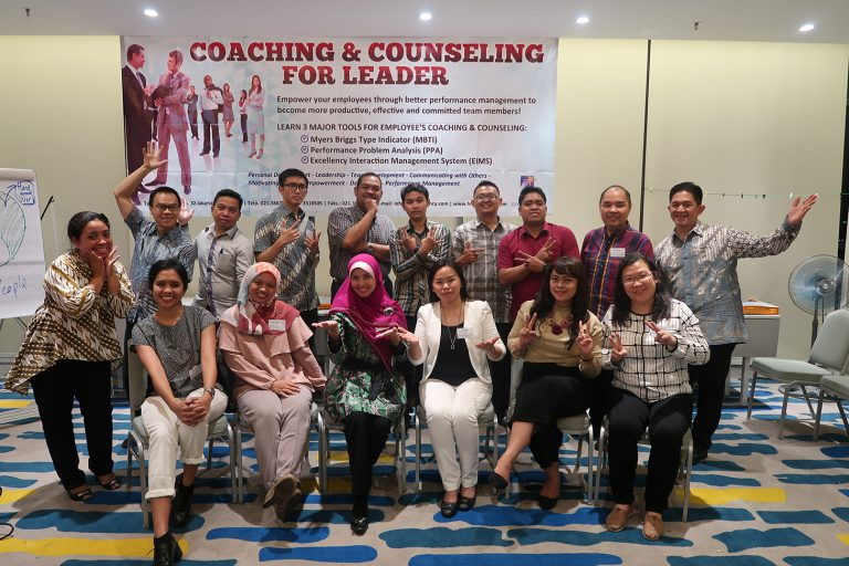 "Effective Coaching & Counseling ""For Leader"" Hotel Yello 16-17 Juli 2018"