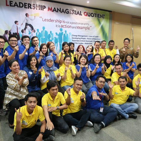 "Leadership Managerial Quotient (LMQ) ""PT. Ajidharma Corporindo"" Jakarta 6-7 Juli 2018"