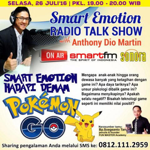 Smart Emotion: DEMAM POKEMON GO