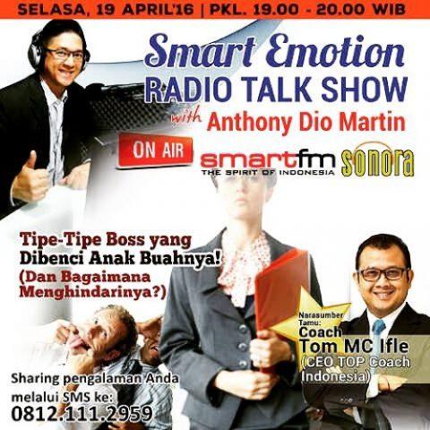 Smart Emotion: Tipe BOSS Yang DiBENCI