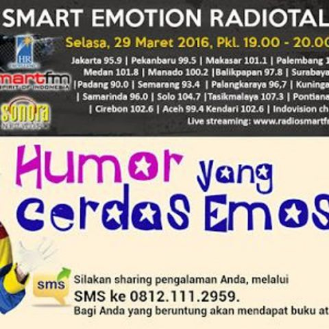 Smart Emotion: Humor Yang Cerdas Emosi