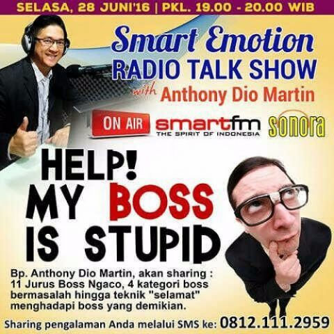 Smart Emotion: HELP MY BOSS IS STUPID