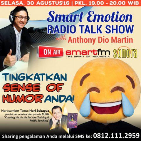 Smart Emotion: Tingkatkan Sense Humormu