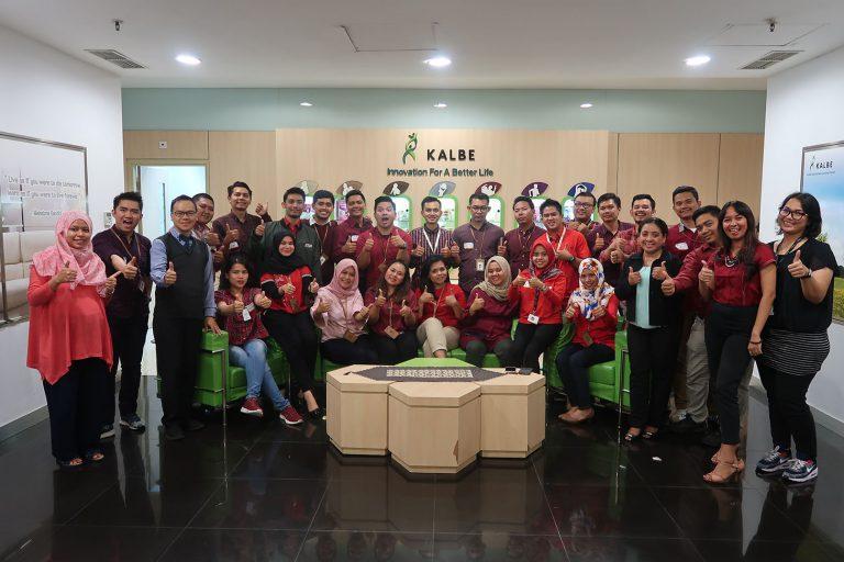 EQ at Work Kalbe Nutritionals, 10 Agustus 2018, Jakarta