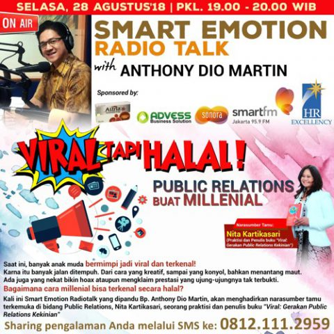 "Smart Emotion: ""VIRAL, TAPI HALAL!"""