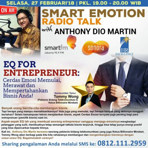 Smart Emotion: EQ for Entrepreneur