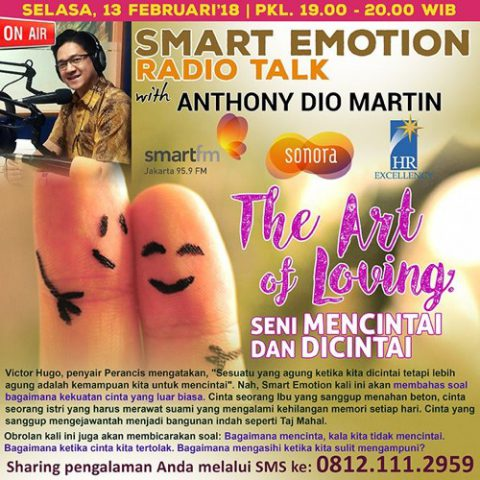 "Smart Emotion: ""The Art of Loving: Seni Mencintai dan Dicintai"""
