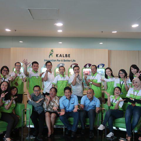 The Power Trainer Kalbe Nutritionals, 4-6 September 2018, Kalbis Institute-Jakarta