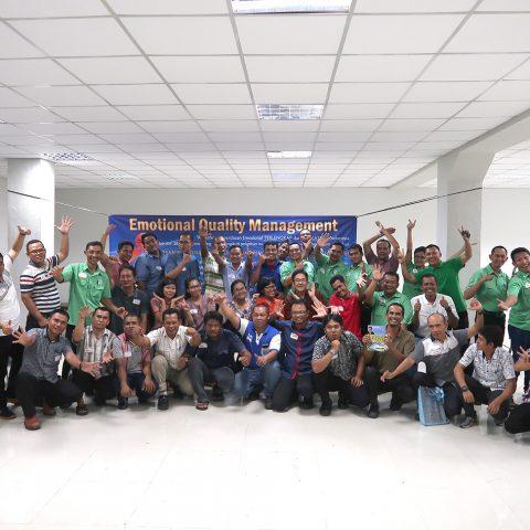 EQ at Work Permata Hijau Group, Rantau Prapat-Medan 28-29 September 2018