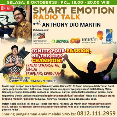 Smart Emotion: IGNITE YOUR PASSION, BE THE LIFE CHAMPION!