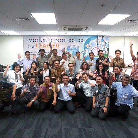 Workshop EQ for AVP & VP Maybank Indonesia, Jakarta 3-4 Oktober 2018