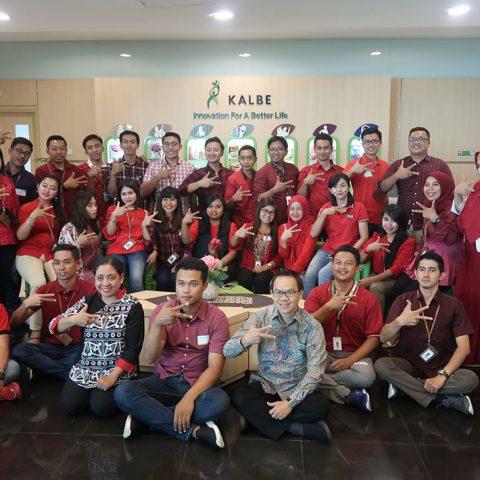 EQ at Work Kalbe Nutritional, 24 November 2018, Jakarta
