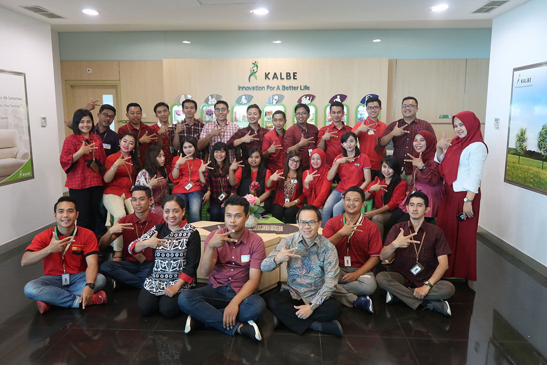 EQ at Work Kalbe Nutritional, 24 November 2018, Jakarta