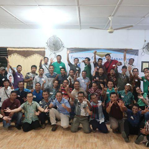 EQM Permata Hijau Group, 16 - 17 November 2018, Sosa-SumUt