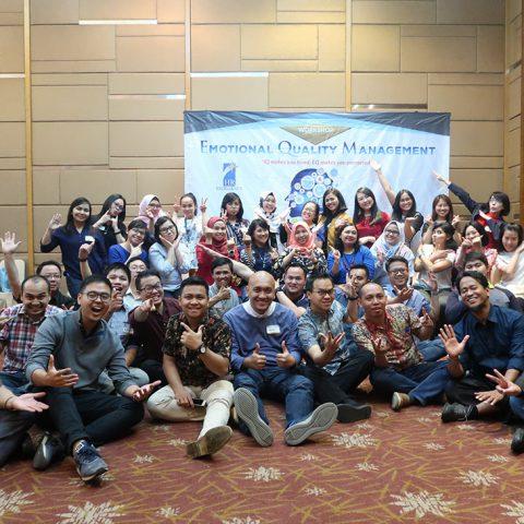 EQM Training Public Angkatan 61, Jakarta 12-13 November 2018, Hotel Santika Premiere - Jakarta