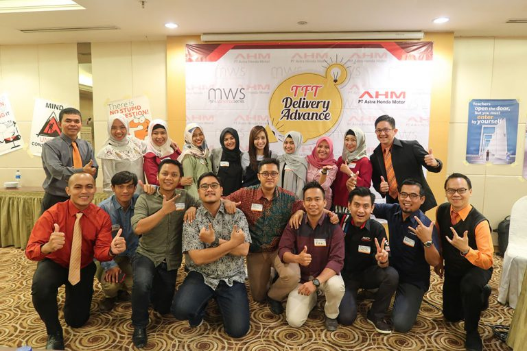 Training for Trainer Delivery Advance AHM, 28-31 Oktober 2018, Hotel All Sedayu-Jakarta